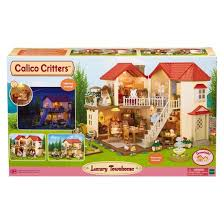 Calico Critters Living Room by Calico Critters Luxury Townhome Target