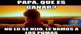 Memes De Pumas Vs America - memes para aderezar el pumas vs am礬rica cancha dentro