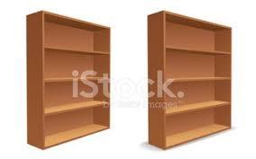 3d Bookshelf 3d Bookshelf Tři čtvrtletí Zobrazení Vektory Z Knihovny Clipart Me