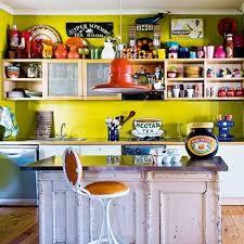 funky kitchens ideas colorful kitchens decorating interior design ideas