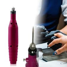 electric nail drill bits 6 file tool machine acrylic art manicure