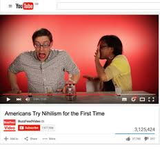 Meme Youtube Videos - e youtube gb 204245 americans try nihilism for the first time
