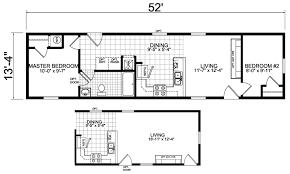 4 Bedroom Single Wide Floor Plans 2 Bedroom 2 Bath Single Wide Mobile Home Floor Plans Descargas