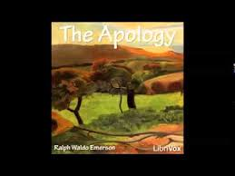 the apology by ralph waldo emerson poem audiobook