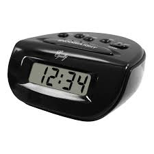 wall mounted digital alarm clock clockway plr digital alarm clock plr6574