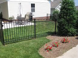 ornamental iron fence united fence utahunited fence utah