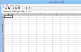 Free Spreadsheets 5 Free Spreadsheet Programs