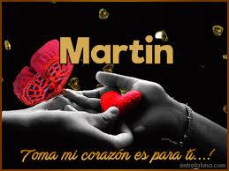 imagenes que digan feliz cumpleaños martin para ti con mucho cariño martín gif de amor