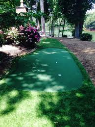 Putting Green In Backyard by Do It Yourself Putting Greens Custom Putting Greens