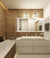 holz f r badezimmer badezimmer ohne fliesen ideen für fliesenfreie wandgestaltung