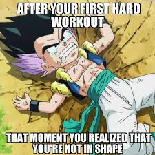 Dbz Gym Memes - 24 nostalgic dragon ball z meme sayingimages com