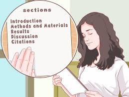 how to write a biology lab report with pictures wikihow