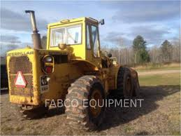 1969 caterpillar 950 wheel loader for sale fabco equipment inc