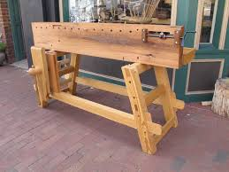 Woodworking Bench For Sale by Will Myers U0027 Moravian Workbench Lost Art Press