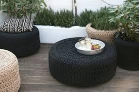 Ottoman Pillow Outdoor Ottoman Pouf Floor Pillow Editeestrela Design
