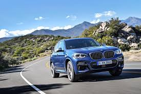 the all new 2017 bmw x3 is revealed but at 40 000 it looks