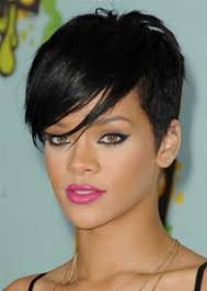 short hair cuts with height at crown short layered haircut with bangs this is very similar to the