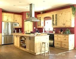armoire de cuisine rustique armoire de cuisine en pin armoires de cuisine pincourt treev co