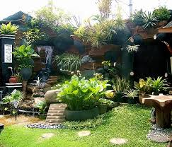 Landscape Architecture Ideas For Backyard Best 25 Small Tropical Gardens Ideas On Pinterest Palm Trees