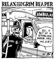 relax grim reaper