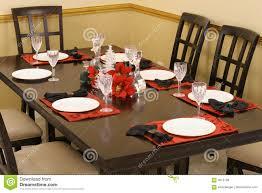 Dining Room Setting Dining Room Table Settings Vitlt