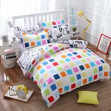 King Size Duvet Bedding Sets Summer Style Cotton Bedding Sets Soft Owl