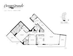 Parkland Residences Floor Plan by Ocean Grande Condos For Sale Hillsboro Beach Real Estate