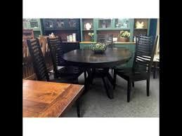 derbyshire u0027s solid wood furniture dining room sets youtube