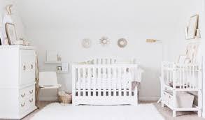 chambre fille et blanc chambre bébé fille blanc famille et bébé