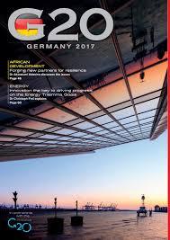 g20 magazine hamburg 2017 by intrinsic communications issuu