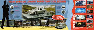 lego aston martin db5 the james bond 007 dossier james bond car collection magazine promo