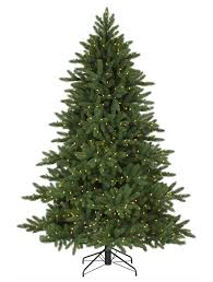 stylish decoration faux trees balsam spruce artificial