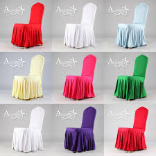 Cheap Universal Chair Covers Aliexpress Com Buy Wedding Seat Cover Spandex Wedding Chair