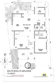 adobe house plans with courtyard building floor apartment plan