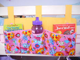 Bunk Bed Tidy Fabric Bed Tidy Bunk Bed Bottle Holder Midi Bed Pockets