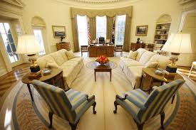 Oval Office Paintings by Bushcenter Library