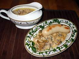 cuisiner du boudin blanc recette de boudins blancs à la crème vin blanc sec et