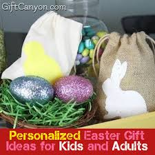 easter gifts for adults personalized easter gift ideas for kids and adults gift