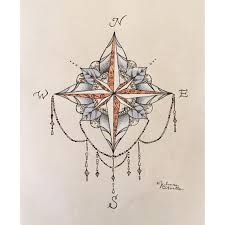 compass tattoo under breast image result for compass tattoo tattoos pinterest compass