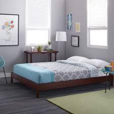 King Bedroom Set Overstock Bricktown Charlie Platform Bed Free Shipping On Orders Over 45