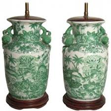Antique Chinese Vases For Sale Chinese Vase Lamp Foter