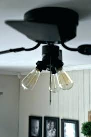 Replace Ceiling Light With Fan Ceiling Fan With Pendant Light Pendant Light With Fan Pendant