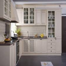 solid wood kitchen furniture white color style solid wood kitchen furniture with glass