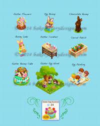 easter egg surprises easter egg items bakery story designs