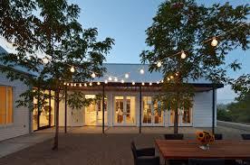 hanging outdoor string lights diy outdoor patio string lights landscape lighting guru hanging
