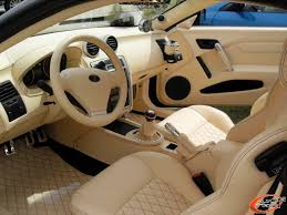hyundai tiburon tuscani for sale hyundai tiburon tuscani white and black interior custom auto