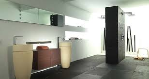 Stone Floor Bathroom - porcelanosa contemporary home products