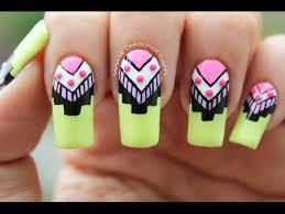 figuras geometricas uñas lista las mejores ideas para decorar uñas