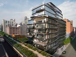 Inside Zaha Hadids Final New York Apartment Building Business - Apartment complex designs
