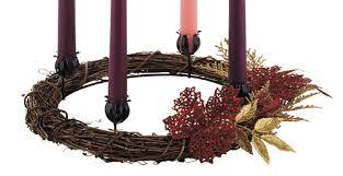 grapevine advent wreath clearance
